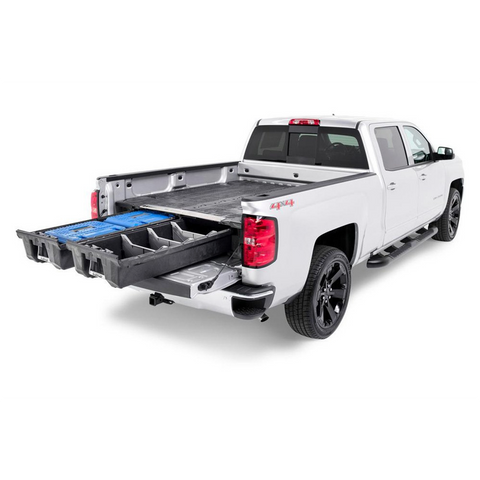 Transform your truck bed with DECKED