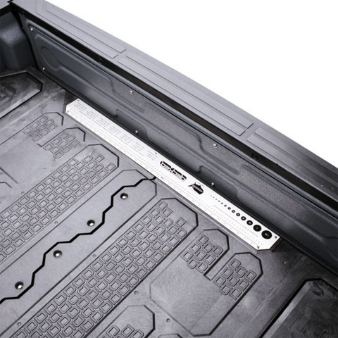 With the Tailgate Closed, here's the DECKED Truck Bed Organizer