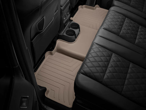 WeatherTech's High Density Tri-Extruded material