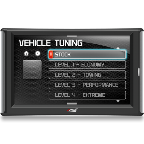 Vehicle tuning with Edge Evolution CTS2