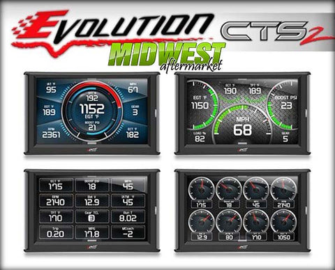 Evolution CTS2 Screenshots