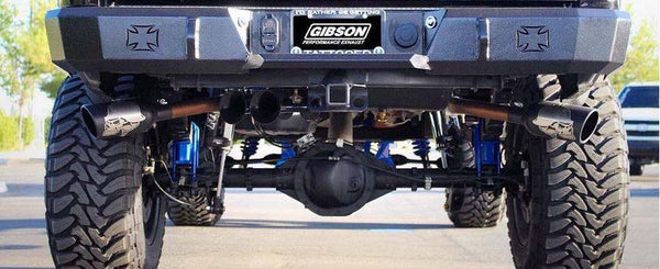 Gibson Dual Exhaust