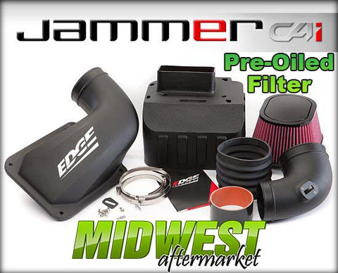 Jammer Pre-Oiled Cold Air Intake from Edge