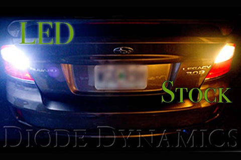 LED Diode Dynamic SL1 lights vs Stock Lights