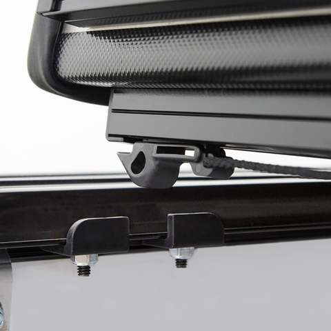 How secure is the Access Lomax tonneau cover? Very.