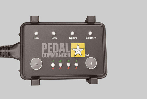 The Bluetooth Edition Pedal Commander