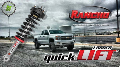 The QuickLift in Action: Rancho style