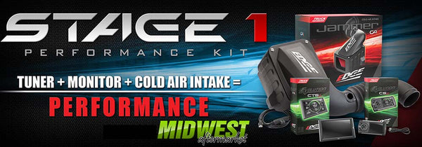 The Edge Stage 1 Kit: Unlock your Engine's Full Potential