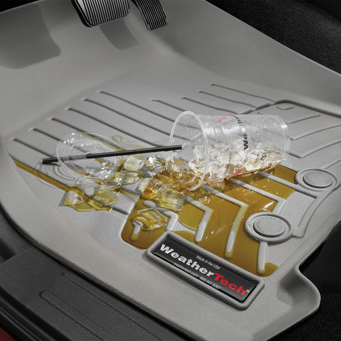 WeatherTech protects you against spills.