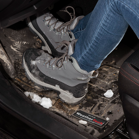 WeatherTech Digital Fit Floor Liners help protect your investment.