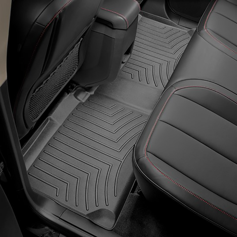 WeatherTech Digital Fit Floor liners for the front and back seat