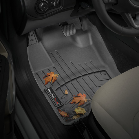 Winter, Spring, Summer, or Fall--WeatherTech Floor Liners protect you all year long.