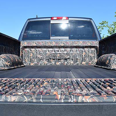 Camo style Dual Liners for your truck bed