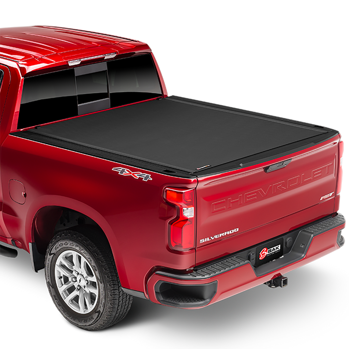 Bak Revolver X4 Hard Rolling Tonneau Cover 09 18 Classic 1500 Dodge Ra Midwest Aftermarket