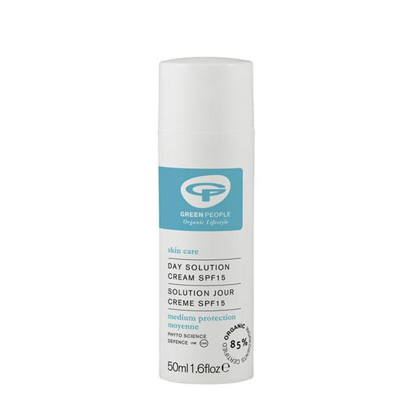 Day Solution Cream SPF15 spf Green People