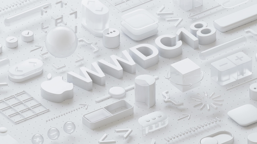 New technology announced by Apple at WWDC 2018