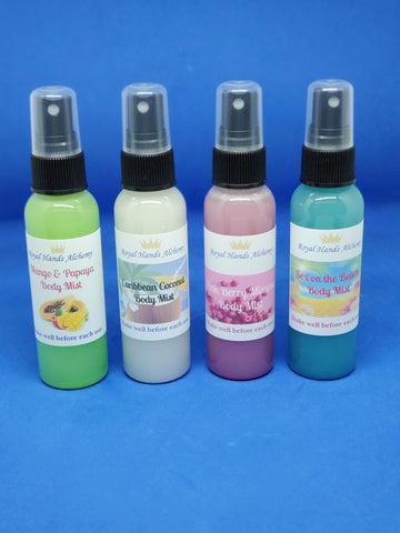 Self-Love Body Mist