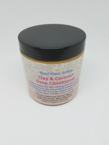Clay & Coconut Deep Conditioner