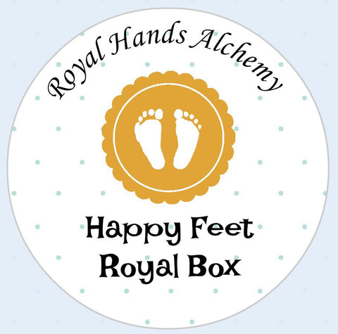Happy Feet Royal Box