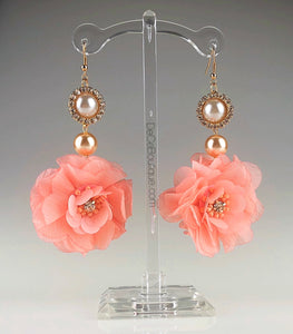 Buttercup Drop Earring