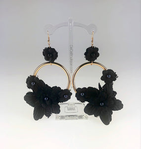 Night is Young Earrings