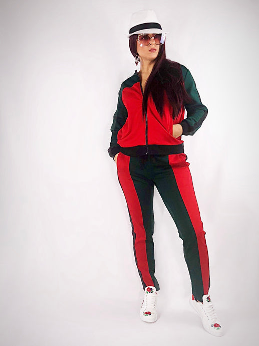 Who's Bad 2-Piece Tracksuit