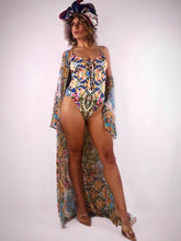 Load image into Gallery viewer, Gypsy 2-piece Swimsuit Set