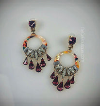 Load image into Gallery viewer, Multi Colored Earrings