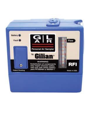 Gilian Sensidyne GilAir 3 RC Air Sampling Pump