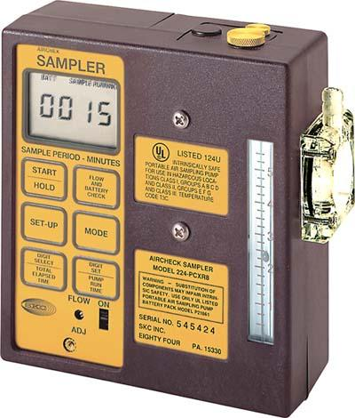 SKC PCXR8 Sampling Pump
