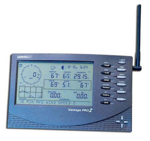 Davis Vantage Pro 2 with Standard Radiation Shield Wireless Weather Station