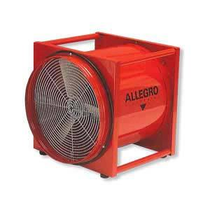 Allegro Blower-3/4hp Explosion Proof