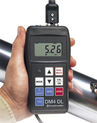 GE DM4 Thickness Gauge