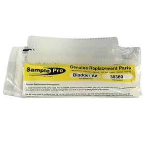 "Bladder, Poly 1.75"" for QED SamplePro bladder pump"