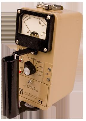 Ludlum Model 5 Geiger Counter