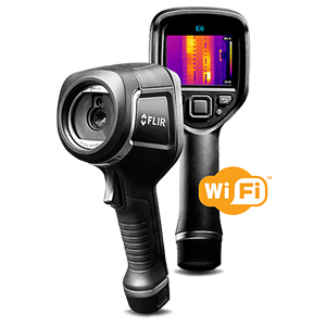 Flir E6-XT Infrared Camera, 240 x 180 Pixels, -4° to 1022°