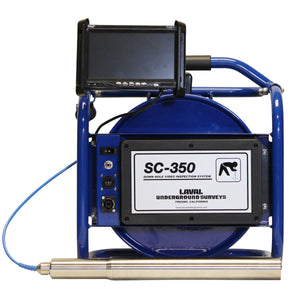 "Laval SC-350 Inspection Camera & SC350/500 9"" Monitor"