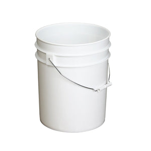 Bucket with Lid, 5-Gallon