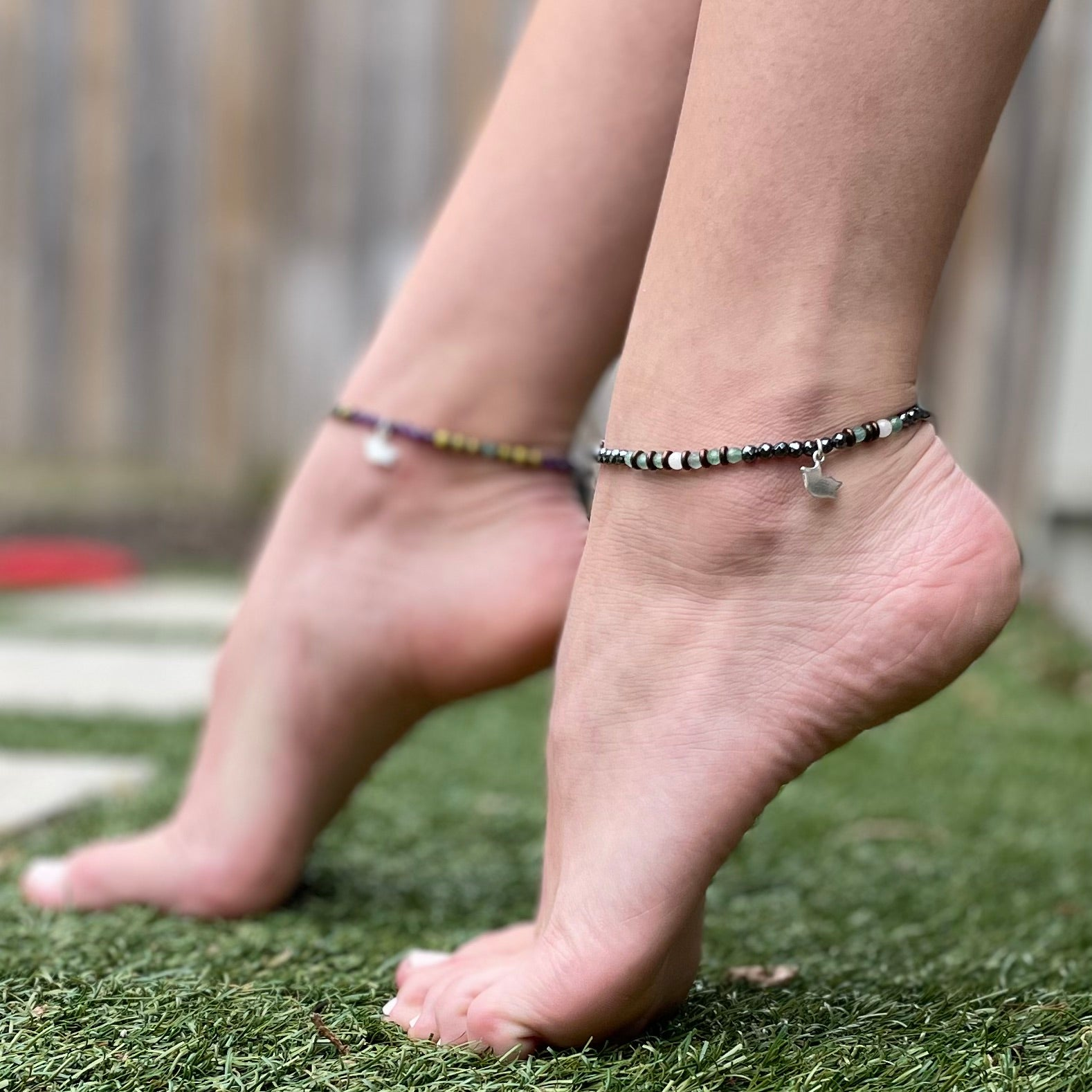 Assisi Anklet