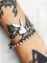 Load image into Gallery viewer, Hardtail Bunny Chain Bracelet