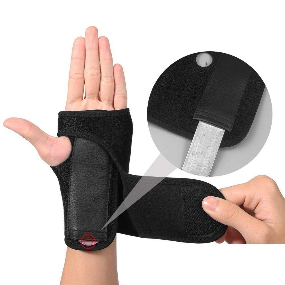 Carpal Tunnel Wrist Support Brace (Left Hand)