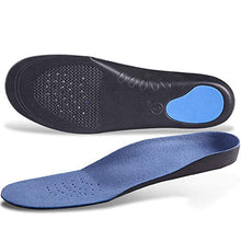 Load image into Gallery viewer, Orthotic Shoe Insoles (Size: 43-45)
