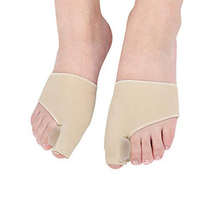 Bunion Corrector Sleeves With Support Toe Separator Orthopedic Cushions 1 Pair