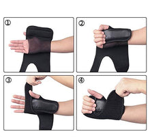 Load image into Gallery viewer, Wrist Support Brace with Built-in Mesh Support  (Right Hand)