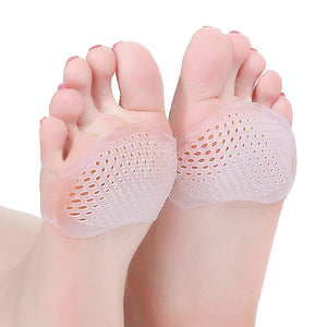 Breathable Foot Cushion Forefoot Metatarsal Pads