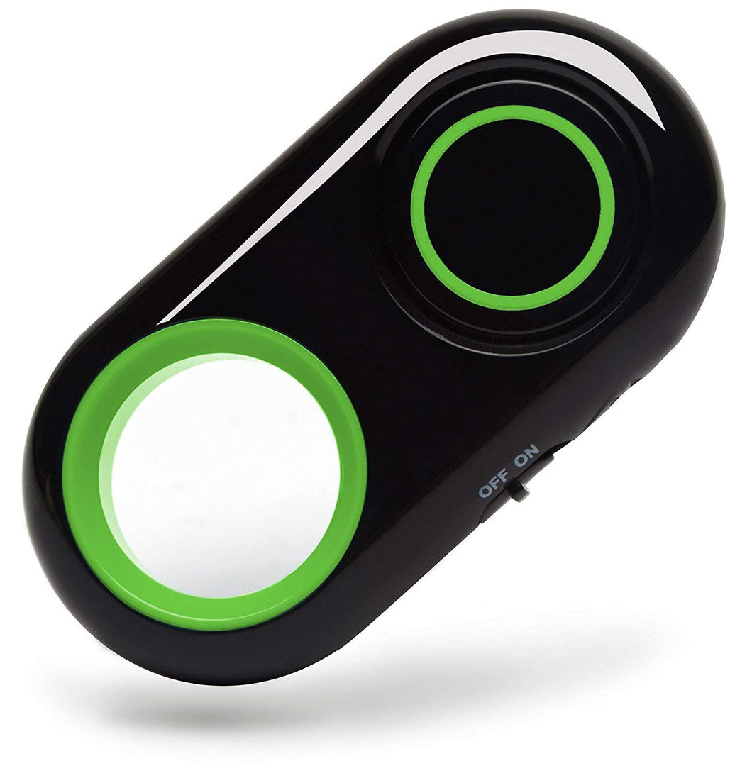 Premium Bluetooth Selfie Remote Shutter And Camera Shutter (Green)