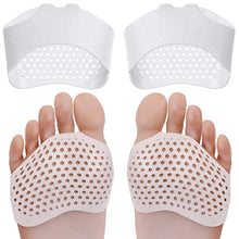 Load image into Gallery viewer, Breathable Foot Cushion Forefoot Metatarsal Pads