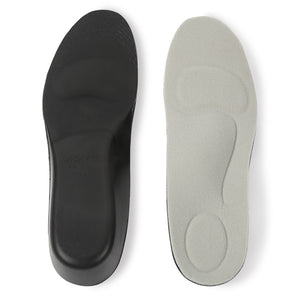 Orthotic Memory Foam Arch Support Insoles L(40-44, Height 2.5cm)