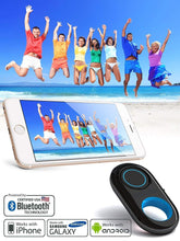 Load image into Gallery viewer, Premium Bluetooth Selfie Remote Shutter And Camera Shutter (Green)