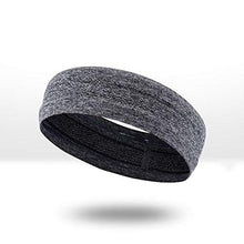 Load image into Gallery viewer, Multifunctional Sports, Yoga Headbands - Unisex Grey